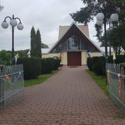 Parafia w oczekiwaniu na Obraz